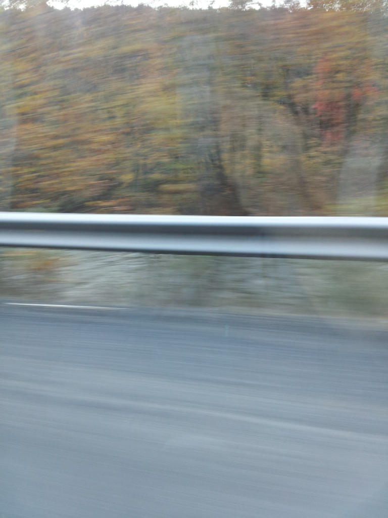 Life speeding by...