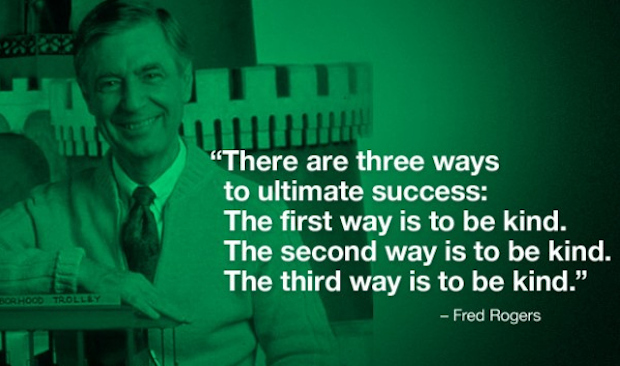 Fred Rogers Kind