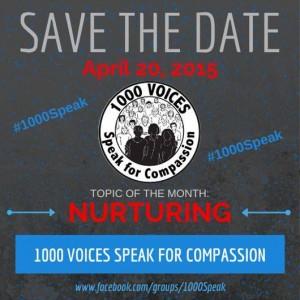 1000speak March Nurturing