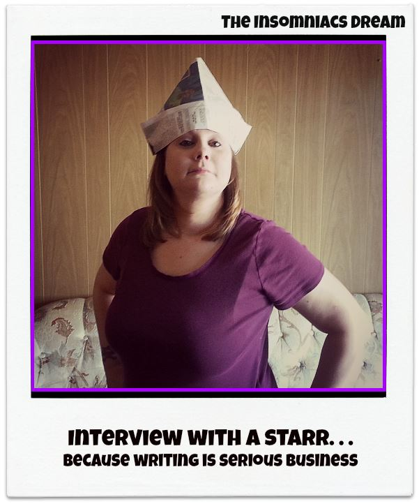 Starr Bryson Blog Tour Interview April 7 2015