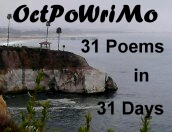 OctPoWriMo badge